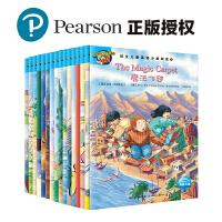 培生儿童英语分级阅读 第九级(16册图书 1张CD)