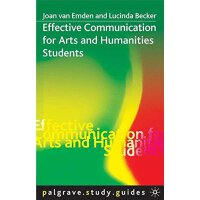 Effective Communication for Arts and Humanities Students 艺术