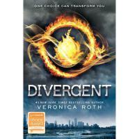 Divergent 英文原版 分歧者系列 部:异类觉醒 文学版