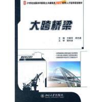 【二手旧书8成新】大跨桥梁 王解军,周先雁 9787301212615