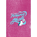 预订 Forever Skate: All Purpose 6x9 Blank Lined Notebook Jour