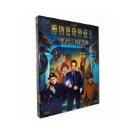 正版蓝光电影碟 博物馆奇妙夜3(蓝光碟 BD50)