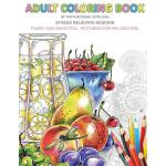 预订 Adult Coloring Book: Stress Relieving Designs. Fun and B