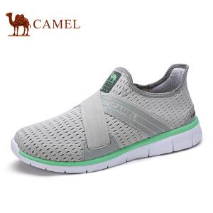 camel骆驼男鞋 春季新款运动鞋 网鞋日常男休闲鞋