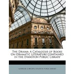 预订 The Drama: A Catalogue of Books on Dramatic Literature C
