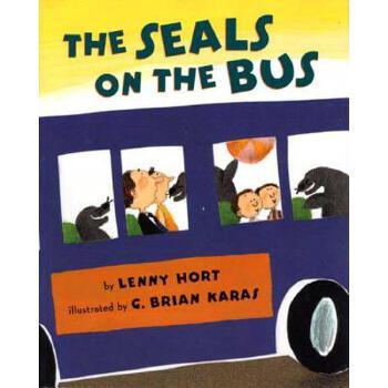 【预订】The Seals on the Bus 预订商品,需要1-3个月发货,非质量问题不接受退换货。