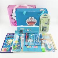 学生生日礼物女孩文具套装开学大礼盒常备文具学习用品男孩