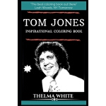 预订 Tom Jones Inspirational Coloring Book [ISBN:978169769170