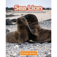 【预订】Sea Lion: Fun Facts and Amazing Photos of Animals in Na