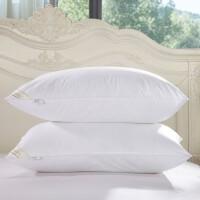 康尔馨五星级酒店单人成人纤维枕头枕芯羽丝绒