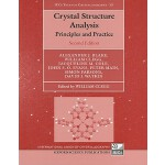 预定 Crystal Structure Analysis: Principles and Practice[ISBN