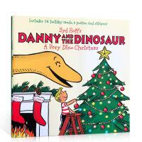英文进口原版 丹尼和恐龙系列圣诞绘本 Danny and the Dinosaur: A Very Dino Chri