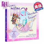 【中商原版】时尚俏妞故事合集 英文原版 FANCY NANCY STORYBOOK TREASURY Robin Pr