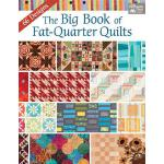 预订 The Big Book of Fat-Quarter Quilts [ISBN:9781604688078]
