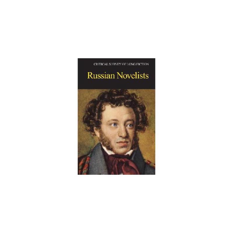 【预订】Russian Novelists 美国库房发货,通常付款后3-5周到货!