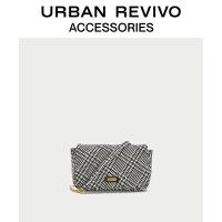 URBAN REVIVO2021春季新品女士配件单肩加斜挎两用包AY04TB2N2000
