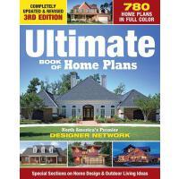 【预订】Ultimate Book of Home Plans: 730 Home Plans in Full Col