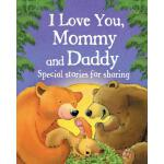预订 I Love You, Mommy and Daddy [ISBN:9781680524246]