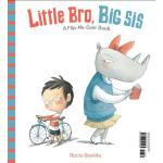 预订 Little Bro, Big Sis [ISBN:9781623541095]