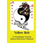 预订 American Kenpo Quick Reference Yellow Belt: 16 Technique