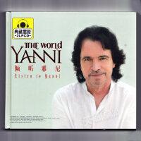 正版 Yanni雅尼新世纪音乐钢琴曲纯音乐黑胶汽车载cd光盘碟片唱片