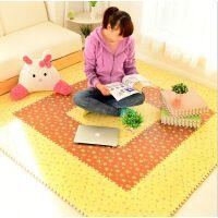 田园DIY拼接防滑地垫 家居可爱客厅卧室地垫泡沫垫