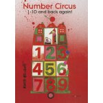 Number Circus: 1-10 and Back Again! ISBN:9789881915290
