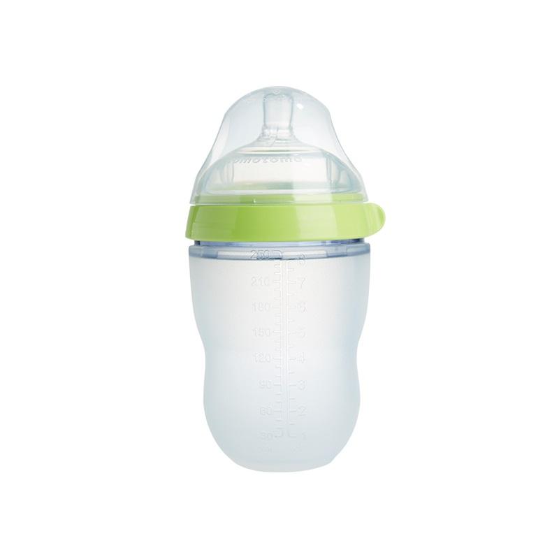 【网易严选大牌日返场 6折专区】韩国Comotomo 硅胶奶瓶250MLCOMOTOMO授权 柔软易握