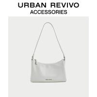 URBAN REVIVO2021春夏新品女士配件时尚通勤单肩包AW20BB2N2001