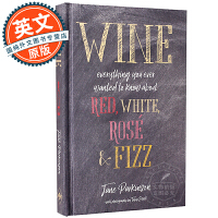 葡萄酒百科 英文原版 Wine: Everything you ever wanted to know about r