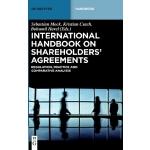 【预订】International Handbook on Shareholders? Agreements: Reg