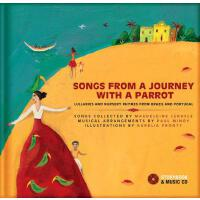 预订 Songs from a Journey with a Parrot: Lullabies and Nurser