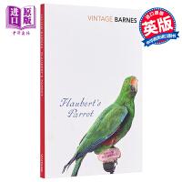 【中商原版】福楼拜的鹦鹉 英文原版 Flaubert's Parrot 经典著作