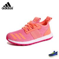阿迪达斯童鞋男童秋季休闲运动鞋户外鞋跑步 S80390