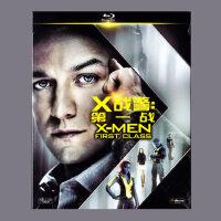 高清蓝光dvd正版X战警第一战X战警前传BD50碟片1080P科幻动作电影