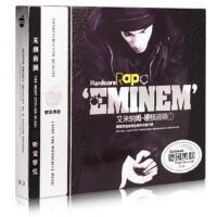 汽车载CD音乐光盘碟片埃米纳姆/Eminem英文rap说唱黑胶无损唱片