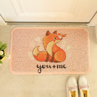 可定制大门口进门地毯脚垫丝圈地垫门厅入户玄关卫浴室厨房防滑垫