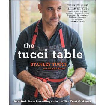 【预订】The Tucci Table  Cooking With Family and Friends 预订商品,需要1-3个月发货,非质量问题不接受退换货。