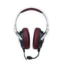 MONSTER/魔声 Fatality FX200 专业游戏耳机头戴式带麦电竞cf lol耳机台式