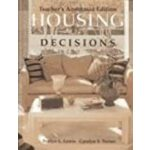预订 Housing Decisions [ISBN:9781590701416]