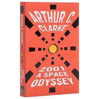 【中商原版】2001太空漫游 英文原版 2001 A Space Odyssey 阿瑟C克拉克 Arthur C. Cl