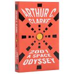 【中商原版】2001太空漫游 英文原版 2001 A Space Odyssey 阿瑟C克拉克 Arthur C. C