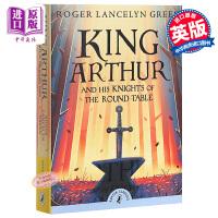 【中商原版】亚瑟王和他的圆桌骑士 英文原版 King Arthur and his knights of the Rou