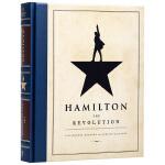 汉密尔顿:革命 英文原版 Hamilton: The Revolution 获普利策戏剧奖 托尼奖 精装毛边书 阿云嘎