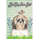 预订 Best Dog Mom Ever: Shih Tzu Pet Dog Owner Funny Notebook