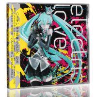 正版专辑八王子P・初音未来:电子恋爱electric love(CD)专辑光盘
