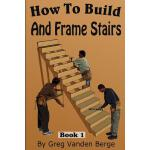 预订 How To Frame And Build Stairs [ISBN:9781512271270]