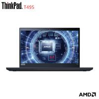 联想ThinkPad T495(02CD)14英寸轻薄笔记本电脑(R5 PRO-3500U 8G 512GSSD FH