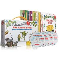 I Can Read Leve 2 (10books+4CDs)汪培廷推荐书单I Can Read第二辑(10本书+4张