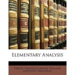 【预订】Elementary Analysis
